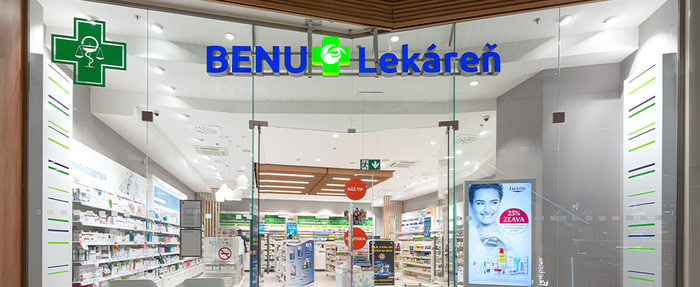 BENU internetová lekáreň