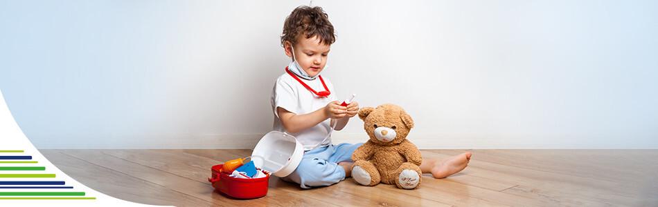 Lekárnička pre bábätko - čo do nej patrí?