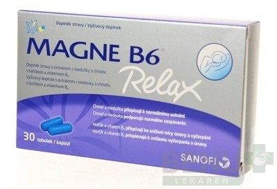 MAGNE B6 RELAX cps 30