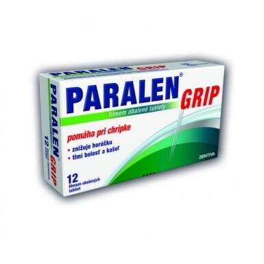 PARALEN GRIP tbl flm 12