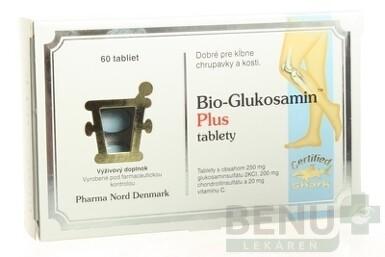 PharmaNord BIO-GLUKOSAMIN PLUS 60 tbl tbl 60