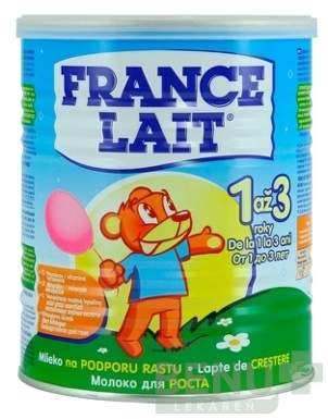 FRANCE LAIT MLIEKO 3, 1x400 g 400g
