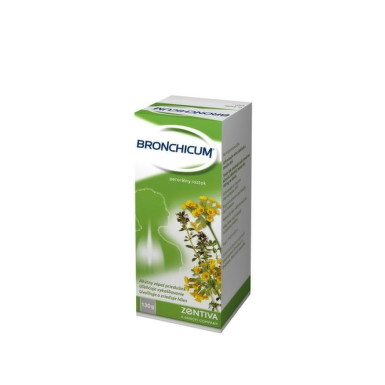BRONCHICUM sol por 130g/100ml