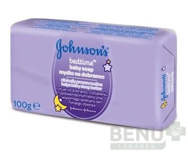 JOHNSON´S Baby BEDTIME mydlo dobrý spánok 100g