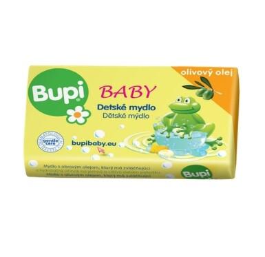 BUPI Baby Detské mydlo s olivovým olejom 100g