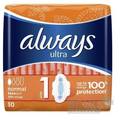 ALWAYS ULTRA NORMAL 10ks 10ks