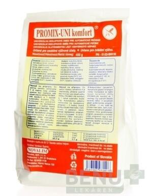 PROMIX-UNI komfort bezlep.zmes pre autom. pečenie plv 400g
