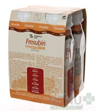 Fresubin Energy fibre DRINK sol 4x200ml