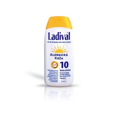 Ladival ALLERG SPF 10 gél 200ml