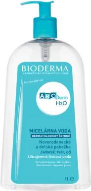 Bioderma Abc Derm H2O voda 1000 ml 1000ml