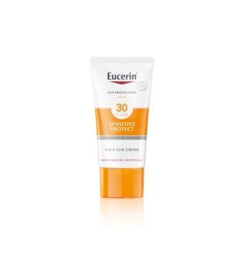 Eucerin SUN SENSITIVE PROTECT SPF 30 krém na tvár 50ml