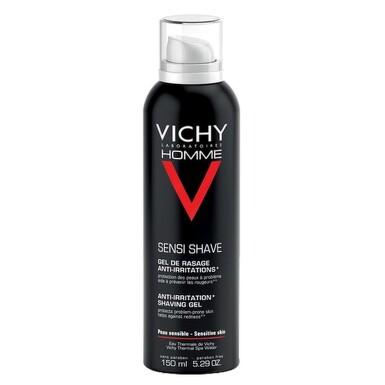 VICHY HOMME Gel de rasage anti-irritations 150ml 150 ml