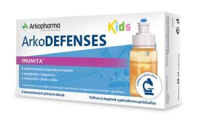 Arko Defenses Kids 5 dávok sol por 1x5 dos
