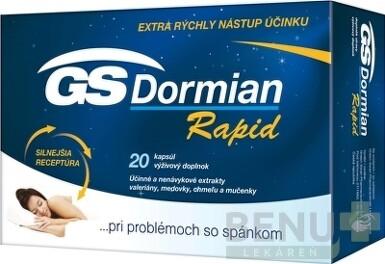 GS Dormian Rapid cps 20
