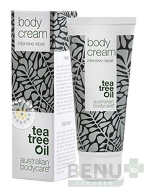 ABC Tea Tree Oil BODY CREAM - Krém ruky nohy telo 100ml