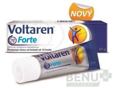 Voltaren Forte 2,32 % gél 1x50 g gel der 50g