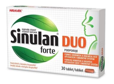 WALMARK Sinulan Duo forte tbl 30