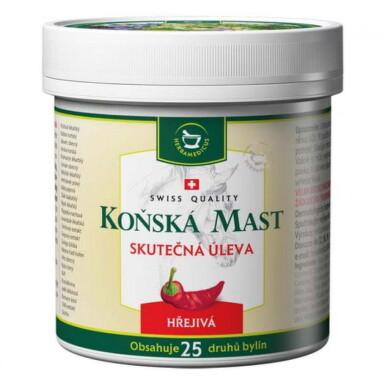 Herbamedicus KONSKÁ MASŤ HREJIVÁ 250 ml 250ml
