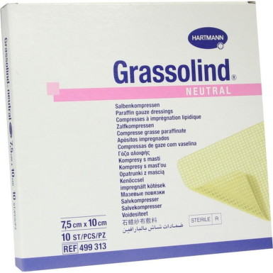 GRASSOLIND NEUTRAL 7,5x10 cm 10ks