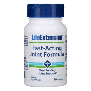 LIFE EXTENSION Fast-Acting Joint Formula 30 kapsúl