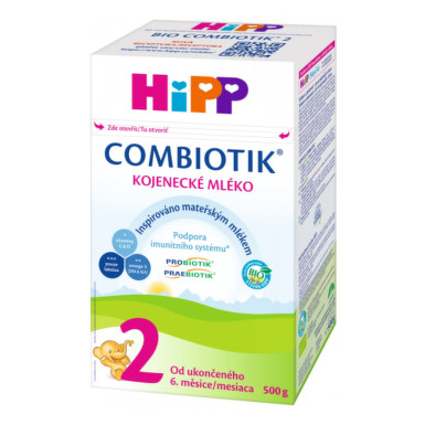 HiPP 2 BIO Combiotik 500 g