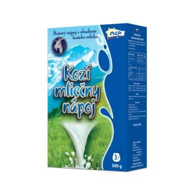 ASP Kozí mliečny nápoj 300 g
