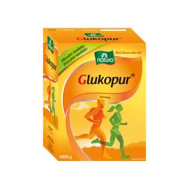 NATURA Glukopur (hroznový cukor) 1 kg