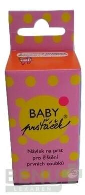 BABY Prstiačik pre batoľatá 1ks