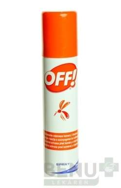 OFF! REGULAR SPRAY 100ml