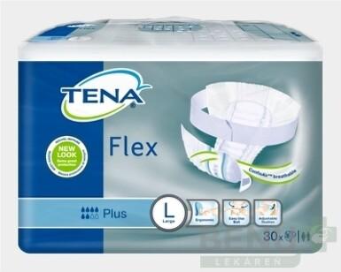 TENA FLEX PLUS LARGE 30ks