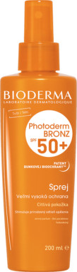 BIODERMA Photoderm BRONZ SPF50+ 200ml