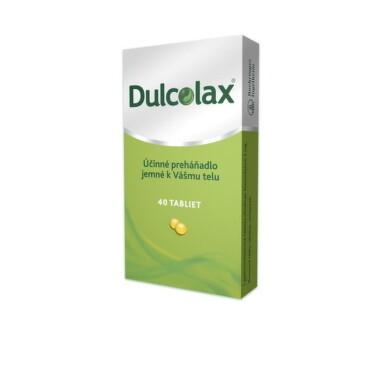 Dulcolax tbl ent 40x5mg