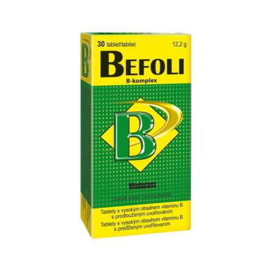 Vitabalans BEFOLI tbl 30