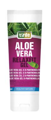 VIRDE ALOE VERA GÉL + D-panthenol 200 ml
