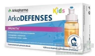 Arko Defenses Kids 5 dávok sol por 1x5 dos 2