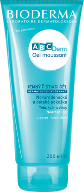 BIODERMA ABCDerm Moussant 200ml