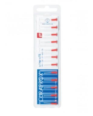 CURAPROX CPS 07 prime refill červená 12ks/bal