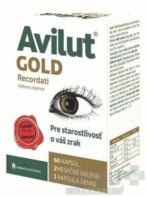 AVILUT Gold Recordati cps 60