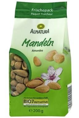 ALNATURA Mandle 200g