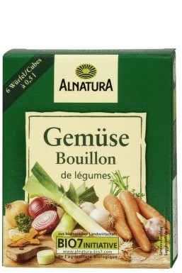 ALNATURA Zeleninový bujón 66g