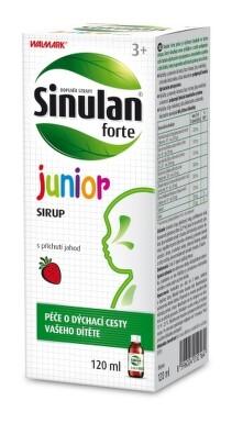 WALMARK Sinulan forte junior 120ml