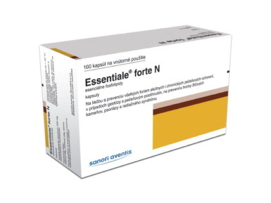 Essentiale 300 mg (Essentiale forte N) cps 100