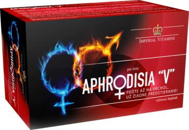 """APHRODISIA """"V"""" pre ženy tbl 40+20zdarma"""