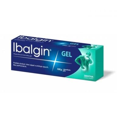 IBALGIN Gel 5% 100 g