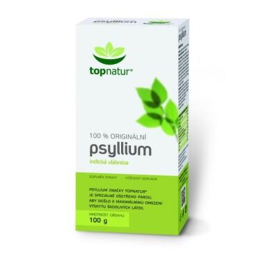 TOPNATUR Psyllium vláknina 100 g