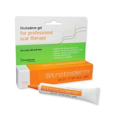 STRATADERM Silikónový gél na jazvy 20 g