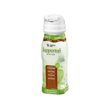 SUPPORTAN Drink čokoláda 24 x 200 ml