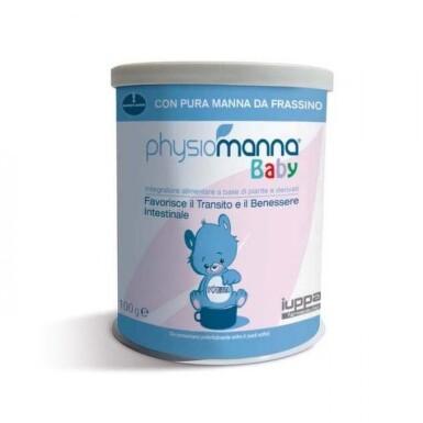 PHYSIOMANNA Baby granulát 100 g