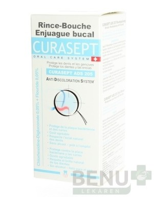 CURASEPT ADS 205 0,05% 200ml