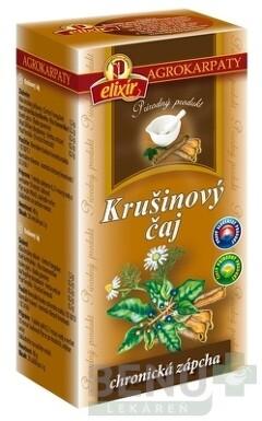 AGROKARPATY Krušinový čaj 20x2g
